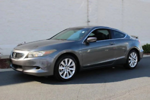 2009 Honda Accord EX-L V6 Coupe (2 door)