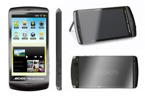 Archos 43 8GB, Wi-Fi, 4.3in - Black