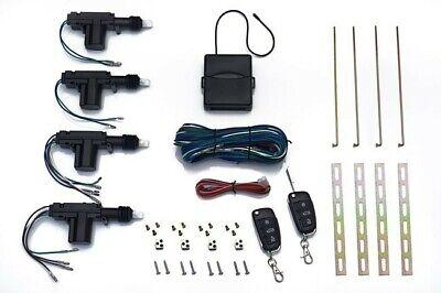 Für Citroen Universal ZV Zentralverriegelung Stellmotor Funkfernbedienung Funk