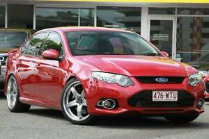 2012 Ford Falcon Sedan Woolloongabba Brisbane South West Preview