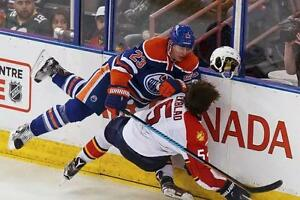 OILERS vs PANTHERS Wednesday Jan 18th **Text for Tickets Concierge Service. ***