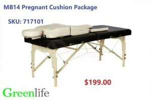 Greenlife Pregnant Massage Cushion Package