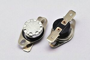 2pcs Temperature Switch Thermostat KSD301 (KSD302) 40°C NO