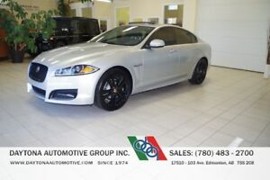 2015 Jaguar XF 3.0L SUPERCHARGED BLACK PACK! LOADED