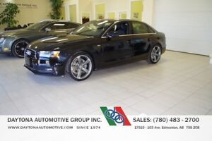 2014 Audi A4 S-LINE TECHNIK LOADED