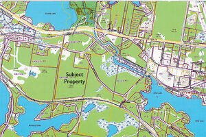 52.8 Acres in Seguin South of Parry Sound