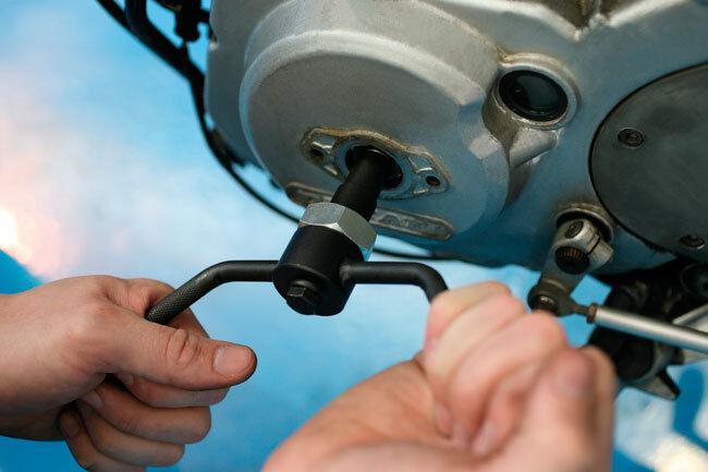Crankshaft Turning Tool for Ducati Motorcycles
