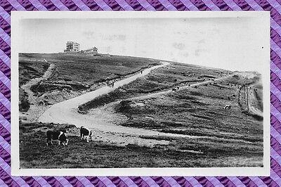 Cpsm 88   The Hohmeck View La Route Ridges