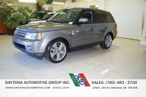 2011 Land Rover Range Rover Sport SUPERCHARGED LOADED NO ACCIDEN