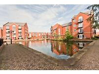 3 bed canal side apartment at Piccadilly Village - close to Piccadilly Station and Northern Quarter