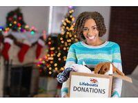 Convert Unwanted Christmas Presents into Lifesaving RNLI Kit