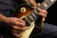 SKYPE Guitar/Bass lessons