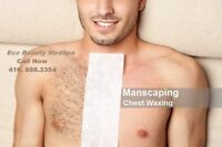 Men Waxing in Mississauga- Spring Special Laser HR 85% off