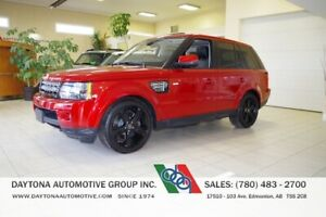 2013 Land Rover Range Rover Sport 2013 RANGE ROVER SPORT HSE LUX