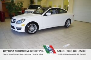 2013 Mercedes-Benz C-Class C 250 TURBO! SERVICE HISTORY