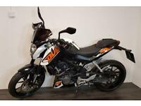 KTM 200 Duke - Immaculate condition, only 3,335 miles!