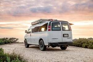 Wanted: cargo van to turn into a camper