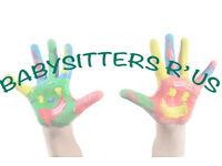 Babysitters r' us