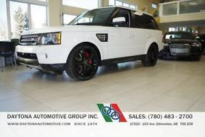 2013 Land Rover Range Rover Sport SUPERCHARGED NO ACCIDENTS!