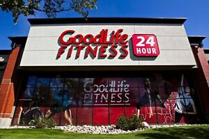 GoodLife Fitness Membership - All Club $550