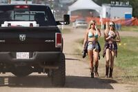 BVJ Weekend tickets and Camping PRICED TO SELL