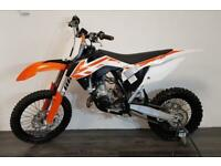 KTM 85 SX SW - 2017 model low hours, excellent condition