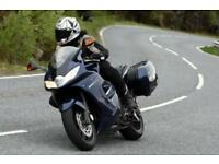 Triumph Sprint 1050 GT, Black, 1 Owner from new, Full Luggage, Warranty