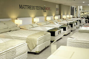 NEW YEAR'S SPECIAL... MATTRESS -TWIN/DOUBLE/QUEEN/KING STARTING FROM $99
