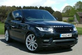 Range Rover Sport TDV6 HSE 63 plate 2013