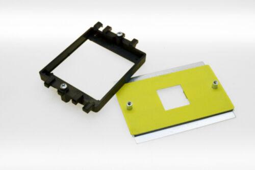 Socket 754 939 940 K8 Heatsink Retention Bracket with Backplate retainer holder