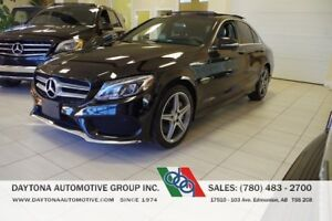 2015 Mercedes Benz C-Class C400 4MATIC AMG APPEARANCE PACK
