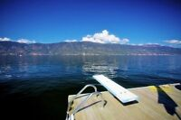Okanagan Vacation Room Rental - Private beach, BBQ, and more!