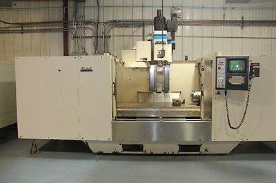Used Fadal Vmc-8030ht Cnc Vertical Mill 1995 80.30.30 10000 Rpm Vmc Tsc Haas