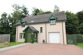 4 Bedroom Detached Villa in Alness.