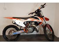 KTM 125 SX - 2017 model, recent top end rebuild.