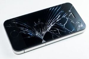 Fix, Repair your broken cracked screen with a brand new