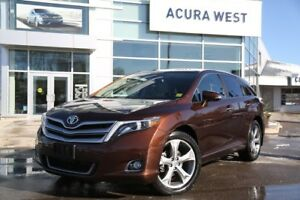 2014 Toyota Venza Limited AWD SUV, Crossover (Acura West)