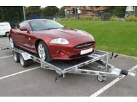CAR TRAILER WANTED - IDEALLY 3.5T - INDESPENSION - I FOR WILLIAMS - BRIAN JAMES - BATESON