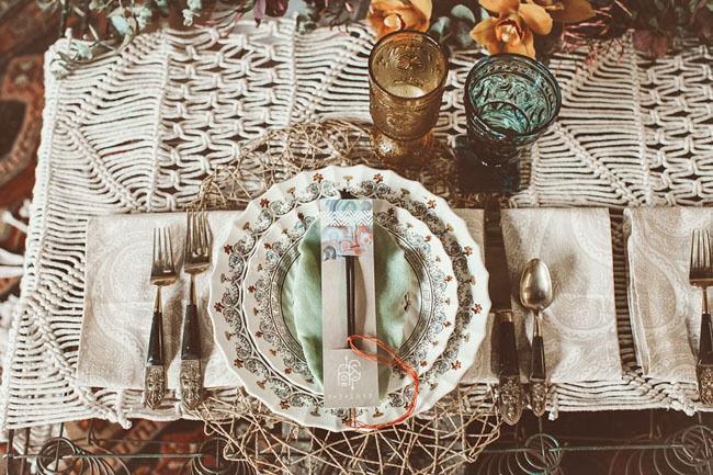design by Something Borrowed Vintage // photo by Hazelwood Photo