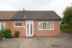 Semi-detached 1 bedroom bungalow - Hilton, Inverness