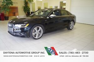 2014 Audi S6 4.0T LOADED ONLY 29, 000KMS!