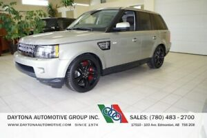 2013 Land Rover Range Rover Sport SUPERCHARGED ONLY49,000KMS!