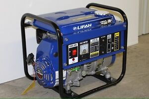 *On Sale!* 1200 watt Lifan Generators!