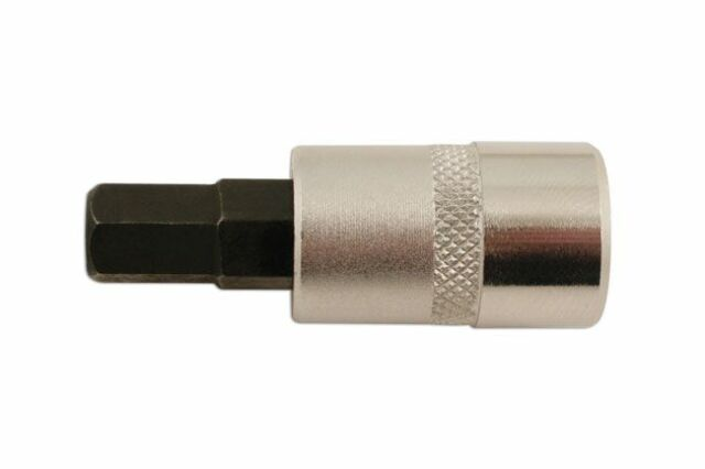 """Laser Tools Hex Bit - 9mm 3/8""""D - 5662"""