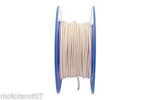 Fil électrique 1 mm² x 32/0.20 - BLANC - 5 mètres - France - État : Neuf: Objet neuf et intact, n'ayant jamais servi, non ouvert, vendu dans son emballage d'origine (lorsqu'il y en a un). L'emballage doit tre le mme que celui de l'objet vendu en magasin, sauf si l'objet a été emballé par le fabricant d - France