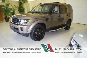 2015 Land Rover LR4 HSE 7 PASSENGER BLACK DESIGN