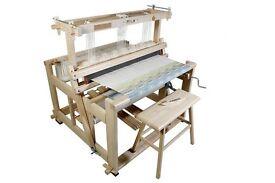 Toika 8 Shaft Floor Weaving Loom