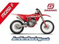 GASGAS MC250 F Brand New Motocross