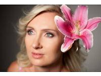 Polish makeup artist and hair stylist