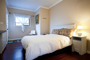ACT FAST - JUNE 1 - ALL INCLUSIVE Furnished Studio Vancouver